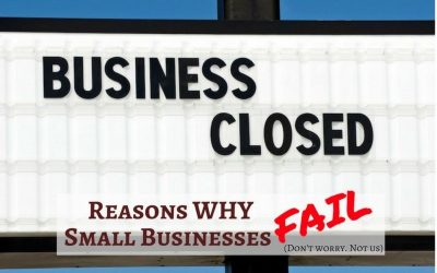 The Most Likely Reasons Why Small Businesses Fail In Long Island