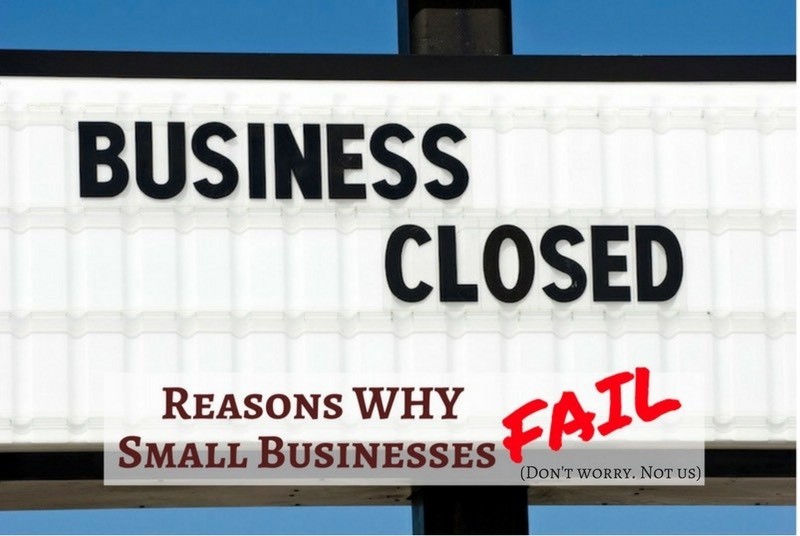 The Most Likely Reasons Why Small-To-Mid Sized Businesses Fail